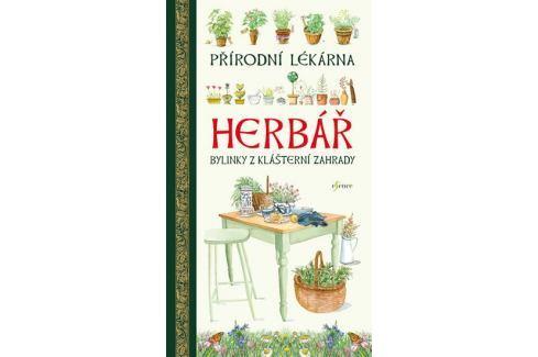 Tedeschiová Giulia, Raiserová Ulrike: Herbář - Přírodní lékárna Zahrada, květiny