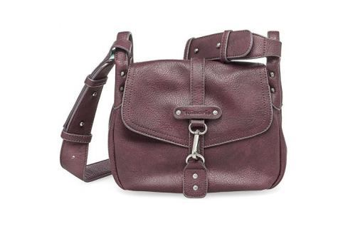 Tamaris Crossbody kabelka Bernadette Crossbody Bag 2256172-630 Vino Tašky, kabelky