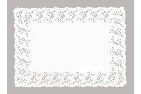 Ibili Dekorační papírová krajka 30x39cm Papírové zboží