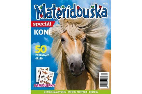 Mateřídouška Speciál - Koně Naučná literatura do 10 let