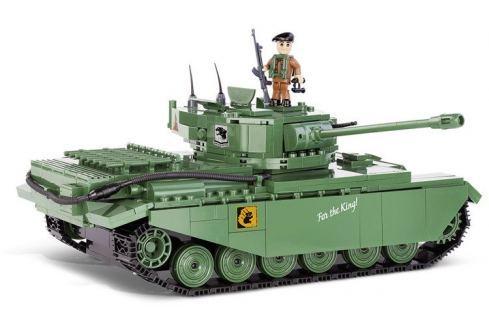 Cobi SMALL ARMY Centurion I Plastové