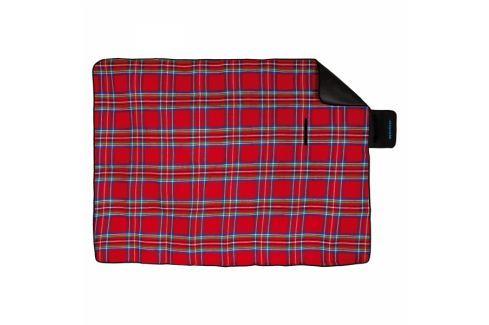 Husky Covery 150 Červená Piknikové deky