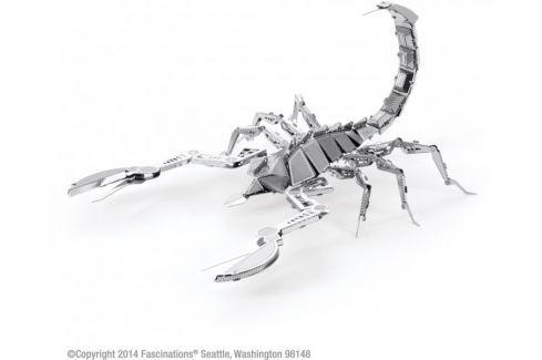 Piatnik Metal Earth Scorpion Plastové