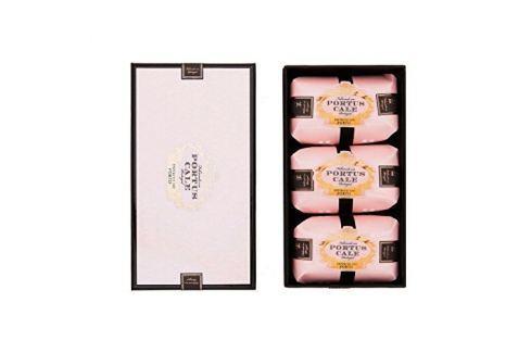 Castelbel Dárkové balení tří luxusních hydratačních mýdel Rosé Blush 3 x 150 g Dárkové sady