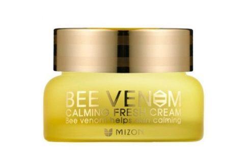 MIZON Zklidňující, osvěžující pleťový krém s obsahem včelího jedu (Bee Venom Calming Fresh Cream) 50 ml Problematická pleť