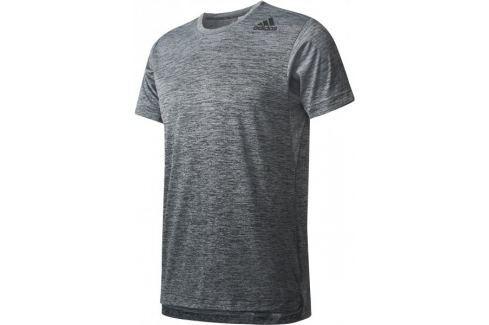 Adidas Freelift Grad Grey S Běžecká, fitness trička