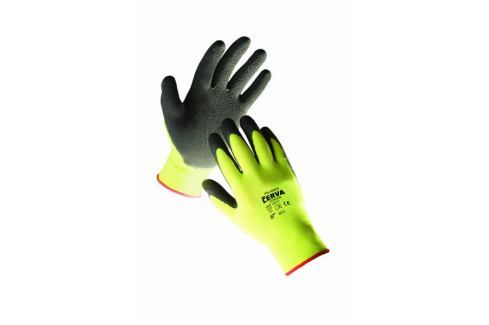 Červa PALAWAN rukavice máčené v latexu Ochranné pracovní pomůcky