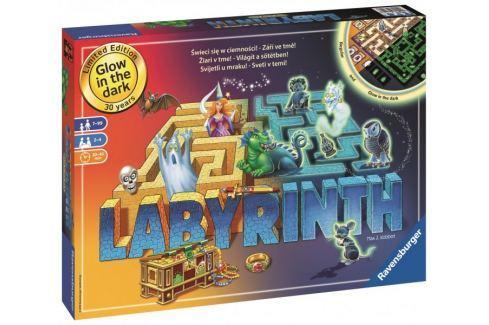 Ravensburger Labyrinth Noční edice Rodinné hry