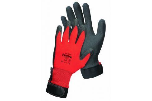 Červa JACDAW rukavice máčená v PVC Ochranné pracovní pomůcky