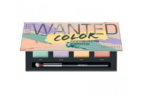 Artdeco Paletka korektorů pro perfektní pleť (Most Wanted Color Correcting Palette) 4 x 1,6 g Paletky dekorativní kosmetiky