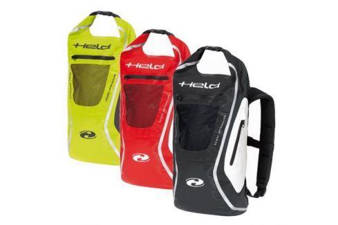 Held batoh  ZAINO 20-30L fluo žlutá/černá, voděodolný Tašky na motorku