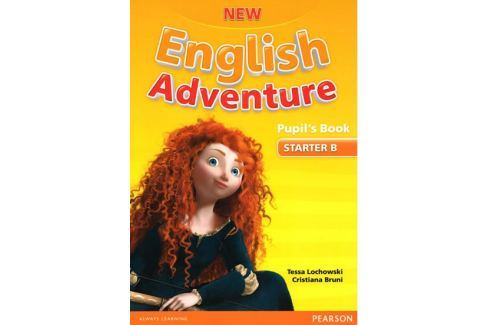 Worrall Anne: New English Adventure Starter B Pupil´s book Slovníky, učebnice