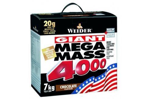 Weider Mega Mass 4000 - 7000g, Jahoda Po tréninku
