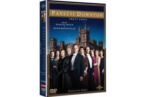 Panství Downton 3. série (4DVD)   - DVD Drama