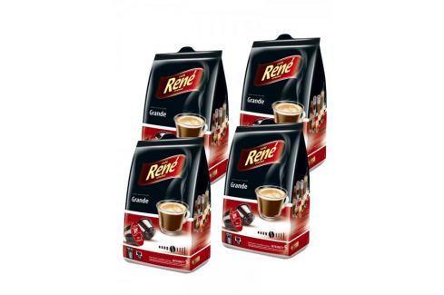 René Grande kapsle pro kávovary Dolce Gusto 16 ks, 4 balení Kávové kapsle