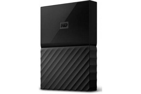 WD My Passport 4TB, černá (WDBYFT0040BBK-WESN) Pevné disky