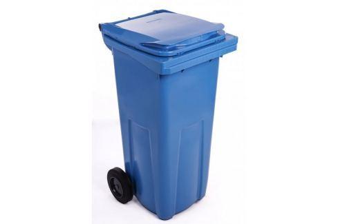 J.A.D. TOOLS popelnice 120 l modrá plastová Zahradní koše, vozíky