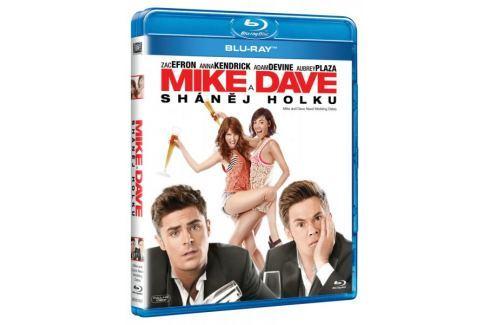 Mike i Dave sháněj holku   - Blu-ray Komedie