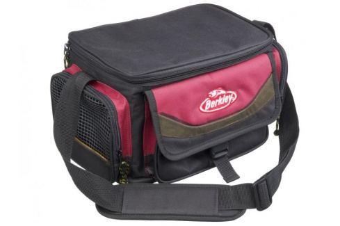 Berkley Taška SYSTEM BAG 2015 RED-BLACK M (+4krabičky) Přepravní tašky