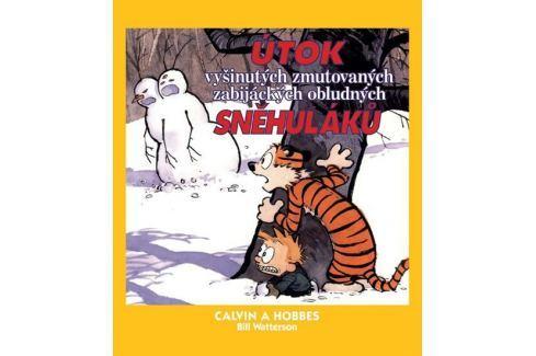 Watterson Bill: Calvin a Hobbes 7 - Útok vyšinutých zmutovaných zabijáckých obludných sněhuláků Komiksy