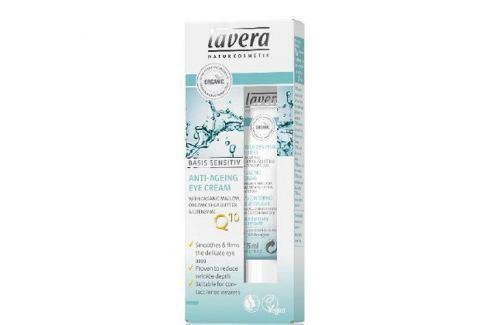 Lavera Oční krém s koenzymem Q10 (Anti-Ageing Eye Cream) 15 ml Oční krémy