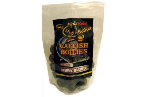 Extra Carp boilie Cat Fish Liver Blood 800 g 30 mm Boilies