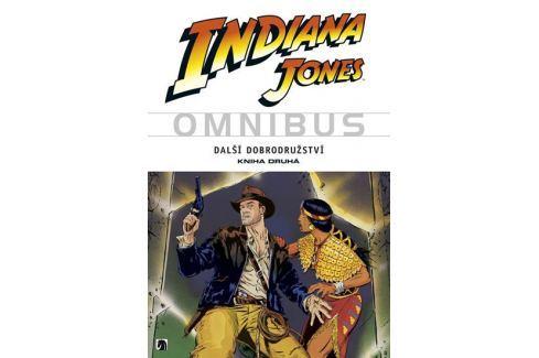 Michelinie a kolektiv David: Indiana Jones - Omnibus - Další dobrodružství - kniha druhá Komiksy