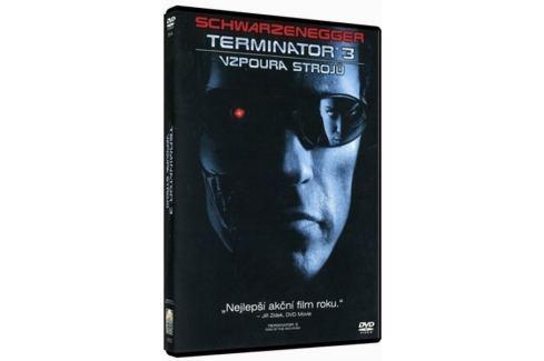 Terminator 3: Vzpoura strojů   - DVD Akční