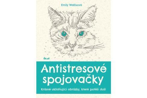 Wallisová Emily: Antistresové spojovačky - Krásné uklidňující obrázky, které potěší duši Hobby - ženy