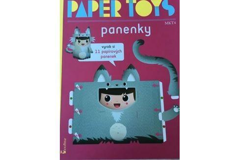 Paper Toys Panenky Naučná literatura do 10 let