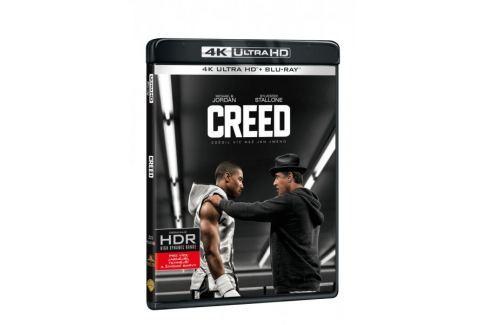 Creed (2 disky) - Blu-ray + 4K ULTRA HD Akční