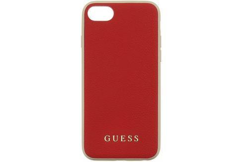 Guess Kryt IriDescent (Apple iPhone 6/6S/7), červená Pouzdra, kryty