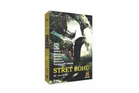 Střet bohů (5DVD)   - DVD Dokumenty