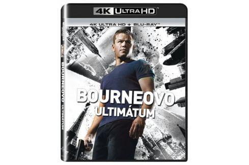 Bourneovo ultimátum   (2 disky) - Blu-ray + 4K ULTRA HD Akční