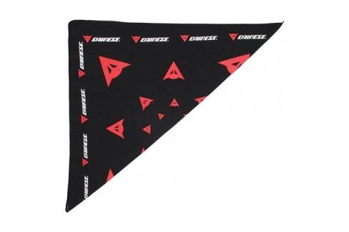 Dainese šátek DAINESE, černý Moto ochrana do nepohody