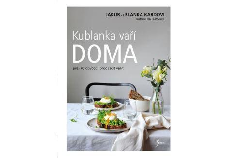 Kardovi Blanka a Jakub: Kublanka vaří doma Kuchařky