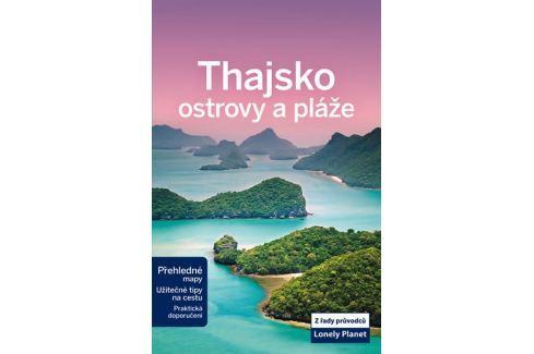 Thajsko - ostrovy a pláže - Lonely Planet Mapy, cestování