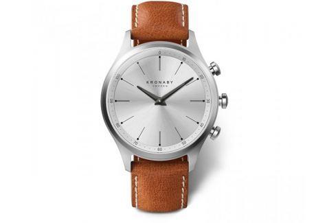Kronaby Vodotěsné Connected watch Sekel A1000-3125 Hodinky