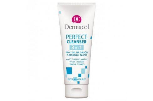 Dermacol Mycí gel na obličej s mořskou řasou (Perfect Cleanser) 100 ml Čisticí gely