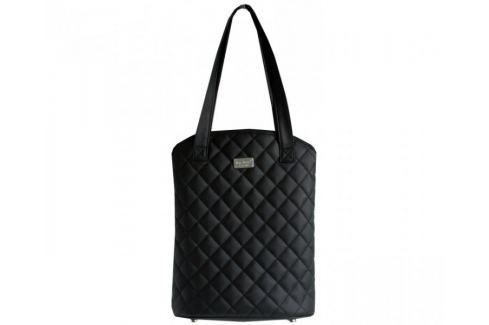 Dara bags Kabelka Simple Elegancy No. 33 Black Matt Tašky, kabelky