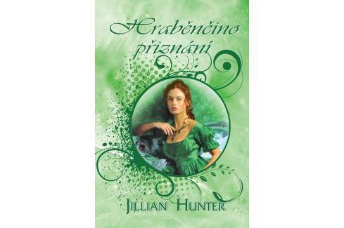 Hunter Jillian: Hraběnčino přiznání Romány o lásce