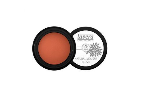 Lavera Přírodní pěnová růž Třešeň (Mousse Blush) 4 g Tvářenky