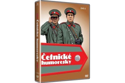 Četnické humoresky 2   - DVD Komedie