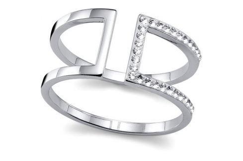 Oliver Weber Prsten Stop 63212 (Obvod L (56 - 59 mm)) stříbro 925/1000 Prsteny
