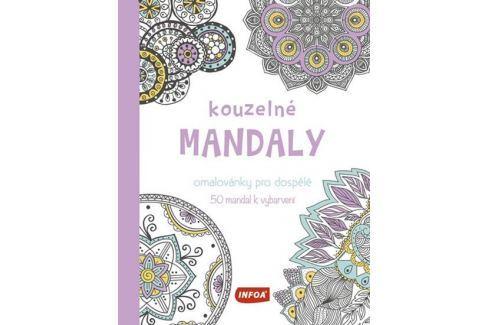 Kouzelné mandaly - Omalovánky pro dospělé Hobby - ženy