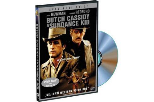 Butch Cassidy a Sundance Kid   - DVD Dobrodružné