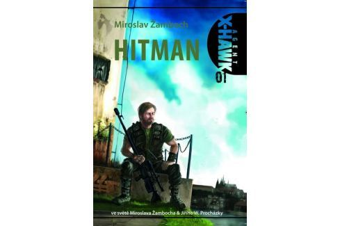 Žamboch Miroslav: Hitman Agent X-Hawk 01 Sci-fi a fantasy