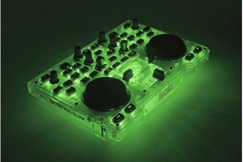 Hercules DJ Control Glow (4780839) Mixážní pulty