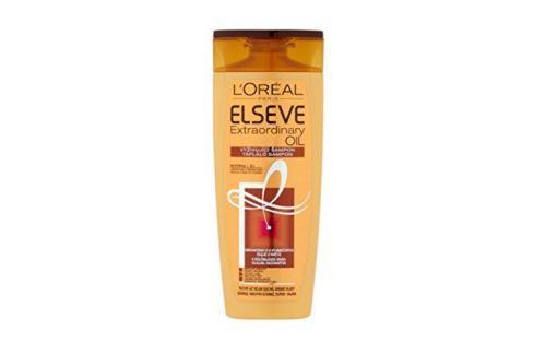 L'Oréal Vyživující krémový šampon Elseve (Extraordinary Oil Cream Shampoo) (Objem 250 ml) Šampony