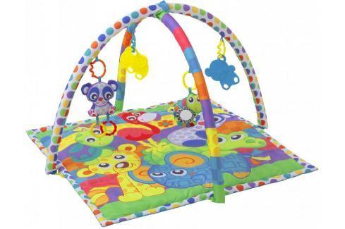Playgro Hrací deka se zvířátky Hrazdičky, hrací deky